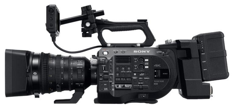Sony FS7 MKII