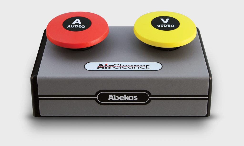 AirCleaner Control Panel